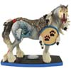 Horse of a Different Color Wolf Spirit 6.5