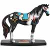 Horse of a Different Color Scout Mustang Figurine