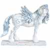 Horse of a Different Color Holiday 2013 Angel Clydesdale Figurine
