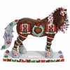 Horse of a Different Color Holiday 2014 Sugar Plum Clydesdale Figurine Presale