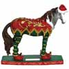 Horse of a Different Color Holiday 2014 Elf Clydesdale Figurine Presale