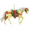 Horse of A Different Color Pine Bundles Quarter Horse Ornament with Tin