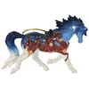 Horse of a Different Color Starry Night Arabian 2.5