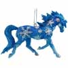 Horse of a Different Color Holiday 2015 Snowflakes 2.75