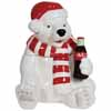 Westland Giftware Coca-Cola Polar Bear 9
