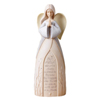 "Foundations Angels Our Father 12"" Figurine with Inscription in Gift Box"