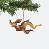 Dr. Seuss Dog Fish Ornament