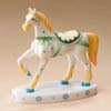 Painted Ponies Celebrations Daisy Wishes Mini Horse Figurine