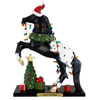 Painted Ponies First Edition Appy Holidays 2011 Holiday Figurine