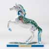 Trail of Painted Ponies First Edition 1E Appaloosa Peacock 7.5