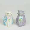 Jim Shore Cats Salt & Pepper Shakers