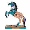 Painted Ponies Retired Navajo Sand Painter 7.5