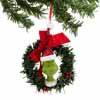 Department 56 Grinch Sisal Wreath  4.25