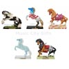 Trail of Painted Ponies Winter 2014 (30th Release) Set of 5 Horse Figurines