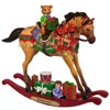 Trail of Painted Ponies Holiday 2017 Christmas Morn' Dillards Exclusive Rocking Horse Figurine