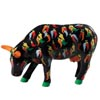 CowParade Chilis Con Carne Medium Ceramic Figurine