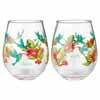Enesco Lolita Special Gift Occasion Stemless Hummingbird 2 piece set 4.5