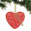 Enesco Giftware Take Heart Believe Heart Ornament 2