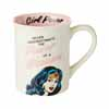 Enesco Giftware DC Comics Superheroes Wonderwoman Girl Power 16 oz Mug in Collectible Gift Box