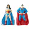 DC Comics Superheroes Superman and Wonder Woman  3.5
