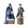 Department 56 DC Comics Batman and Catwoman Ceramic Salt & Pepper Shakers