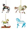 Trail of Painted Ponies Holiday 2019 Holiday 2019 Set of Ornaments