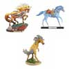 Trail of Painted Ponies Winter 2020 Release Set of 3 Horse Resin Figurines