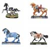 Trail of Painted Ponies Fall 2020 Fall 2020 Set of 4 Collector Figurines Presale