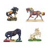 Trail of Painted Ponies Summer 2018 Release Set of 4 Horse Figurines Presale