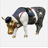 CowParade Retired City Cow London Exclusive Ceramic 4