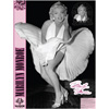 Marilyn Monroe Life Size Wall Sticker