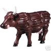 CowParade Miss Udderly Delishiss Hershey's Chocolate Cow Figurine