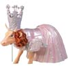 CowParade Wizard of Oz Glinda the Good Witch Collectible Cow Figurine
