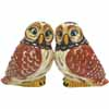 Mwah! Owls Magnetic Salt and Pepper Shakers