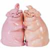 Mwah! Hugging Pigs Magnetic Salt and Pepper Shakers