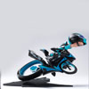 Speed Freaks Sticky Rear Motorcycle Figurine